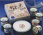 アイスクリーム&レアチーズセット